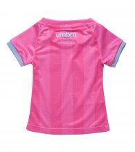 Camisa Infantil Outubro Rosa 2017