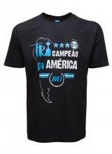 Camiseta Tri Campe�o da Am�rica 2017