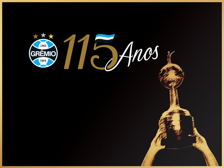 Grêmio divulga programação oficial de aniversário bb17ec27cad39