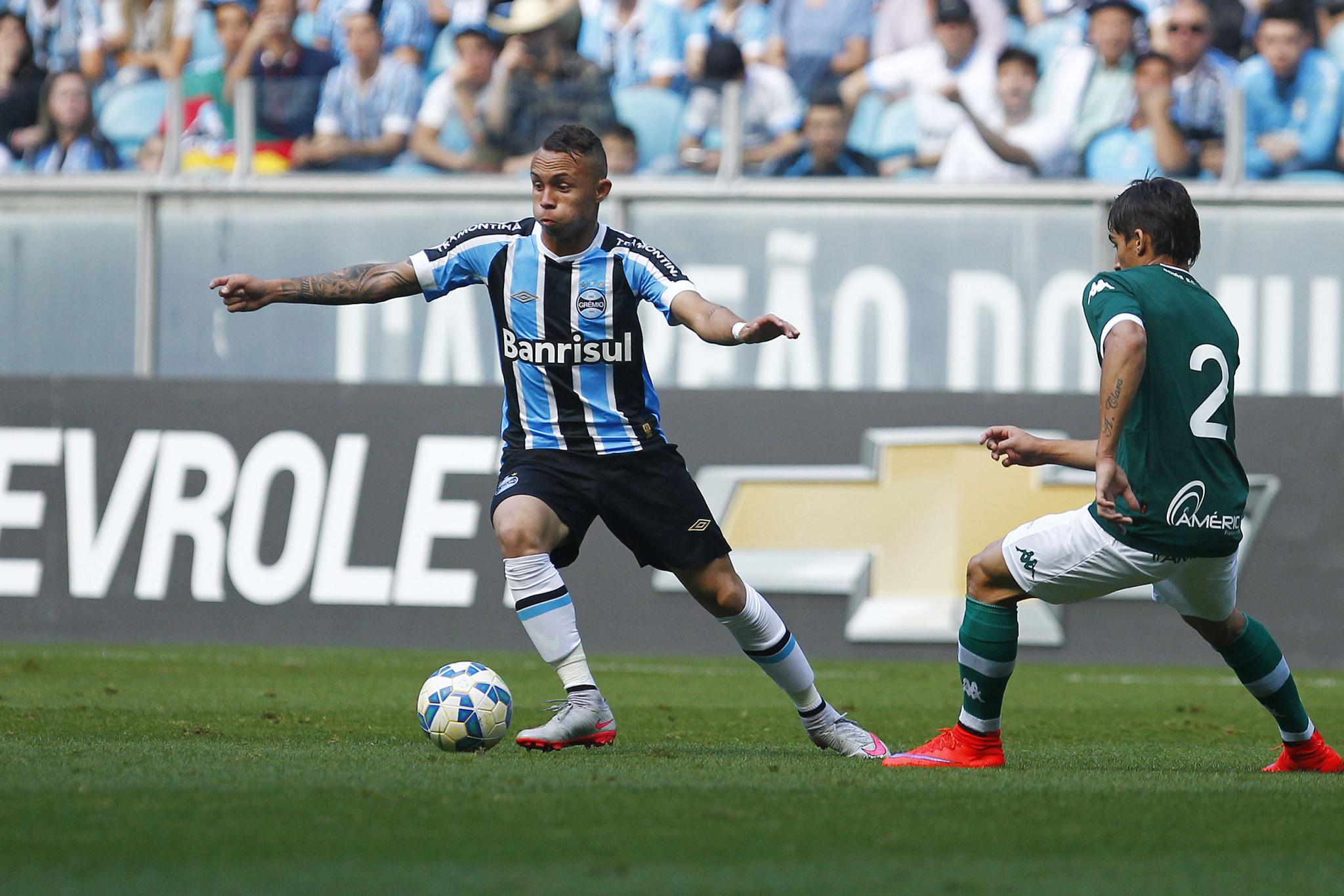 d39589f674 Grêmio enfrenta o Goiás nas oitavas de final da Copa do Brasil