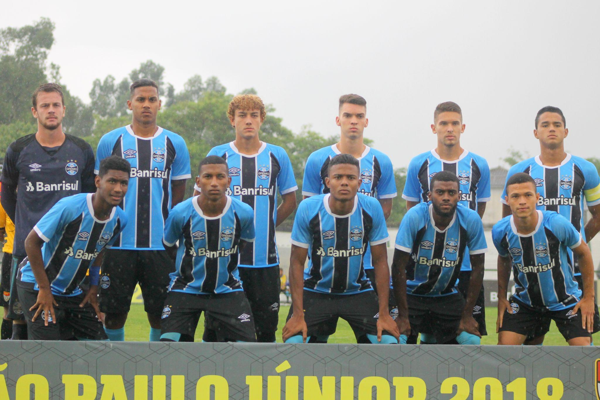 7b2233e81b Grêmio conhece adversário na estreia da Copa do Brasil Sub-20