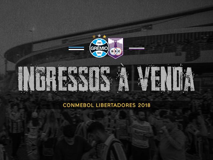 Ingressos Grêmio X Defensor ec0f6975d02ab